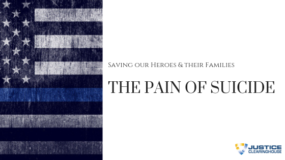 Saving Our Heroes & Their Families From The Pain of Suicide