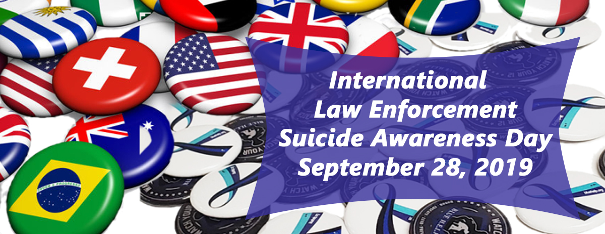 2019 Law Enforcement Suicide Awareness Walk