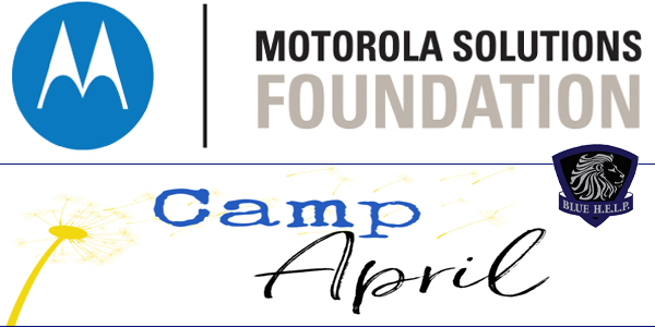 Blue H.E.L.P. Receives Motorola Solutions Foundation Grant