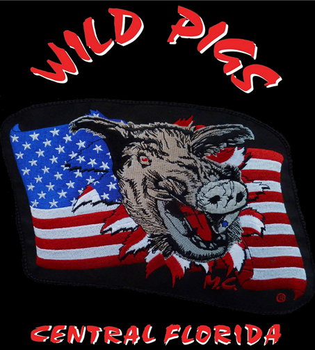 Wild Pigs M/C Charity Ride - Sanford, FL