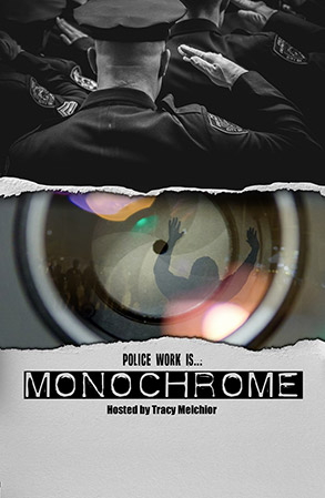 monochrome cover