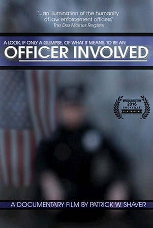 officer involved dvd cover