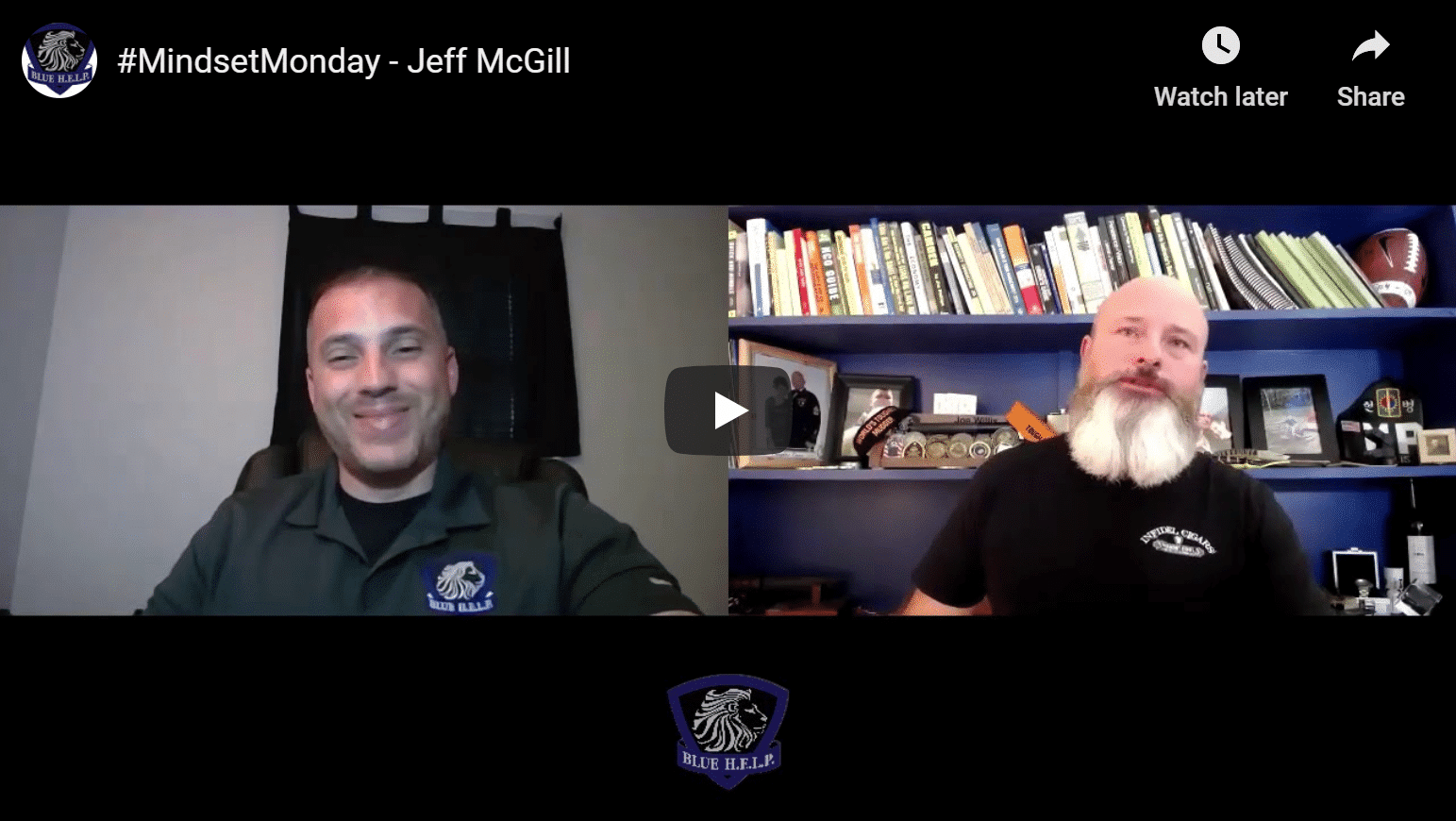 #MindsetMonday – Dr. Jeff McGill